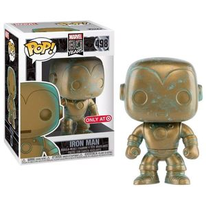 Pop Marvel Marvel 80th Iron Man Pt Exc