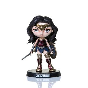 Mini Co. Wonder Woman Justice League 1 Collectible Figure