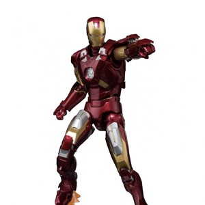 S H Figuarts Ironman Mk 7 And Hoa Set