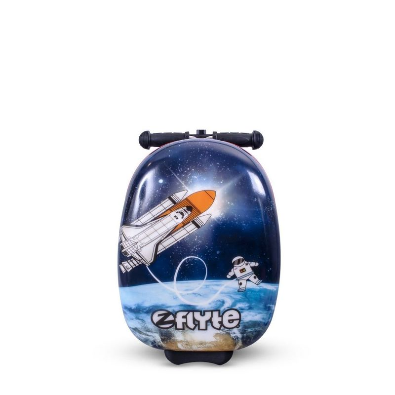 Zinc Flyte Stephen The Spaceman Scooter Black/Blue