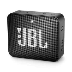 JBL GO 2 Black Portable Bluetooth Speaker