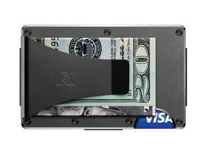 Titanium Money Clip Gunmetal