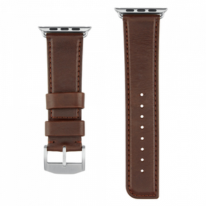 Case-Mate Leather Tobacco 42mm Band for Apple Watch