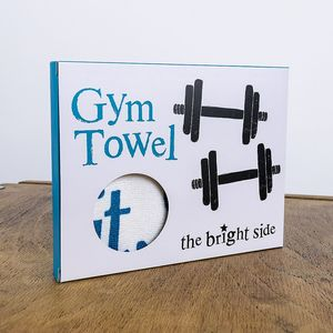 Bsmh82 Gym Towel