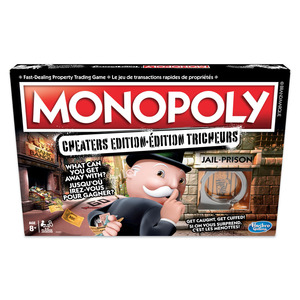 Monopoly Cheaters Edition