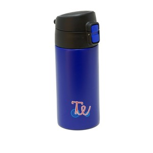 Tw Stainless Steal Water Bottle Blue