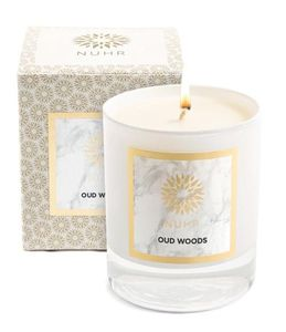 Scented Classic Candle Oud Woods