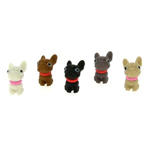 French Bulldogs Erasers