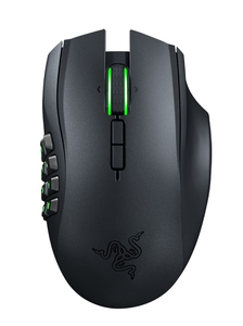 Razer Naga Epic Chroma Mice Rf Wireless+Usb 4G Dual 8200 Dpi Right-Hand