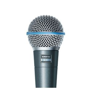 Beta 58A Shure Microphone