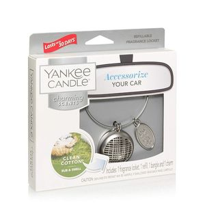 Yankee Candle Charming Scents Linear Clean Cotton