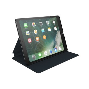Speck Balance Leather Folio Case Black/Black for iPad 9