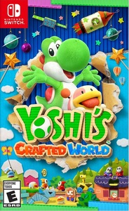 Yoshi S Crafted World Ns