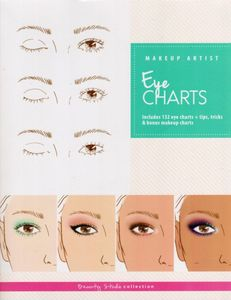 Makeup Artist Eye Charts The Beauty Studio Collection