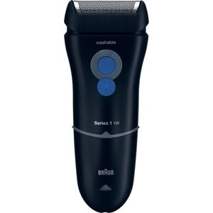 Braun 130 Foil Shaver Trimmer Black