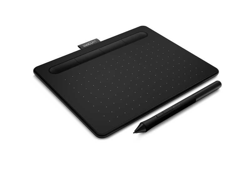 Wacom Intuos S Graphic Tablet