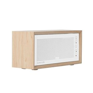 Promate Stereo Speaker And Fm Radio Beige