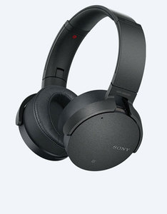 Sony MDR-XB950N1 Black Extra Bass Bluetooth Noise Cancelling Headphones
