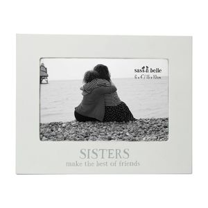 Sisters Make The Best Photo Frame