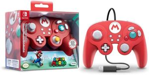 Ns Wired Smash Pad Pro Mario