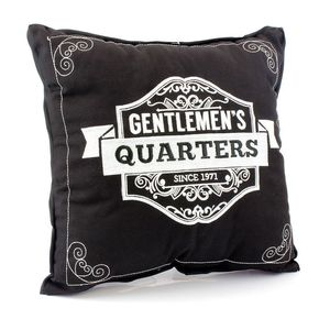 Gents Quarter Cushion