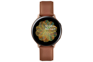 Samsung Galaxy Watch Active 2 Bt 44 Stainless Steel Rose Gold