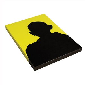 Happily Ever Paper Revolutionists Gandhi 15 x 21 cm Notebook