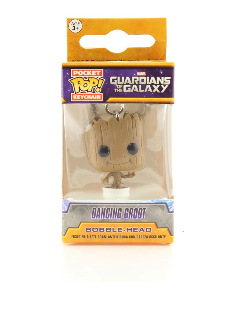 Funko Pop Guardians of the Galaxy Baby Groot Vinyl Keychain