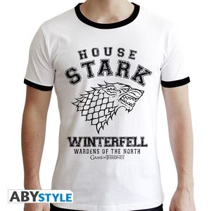 GAME OF THRONES Tshirt House White
