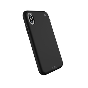 Speck Presidio Sport Case Black/Gunmetal Grey/Black for iPhone XS