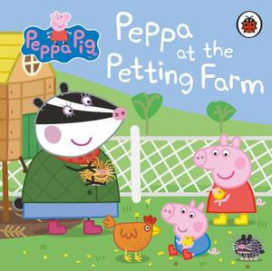 Peppa Pig: Peppa at the Petting Farm