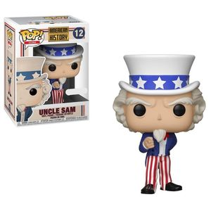 Pop Icons History Uncle Sam Exc