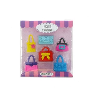 Handbag & Purse Set Erasers