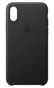 Apple MRWM2ZM/A 5.8 Inch Cover Black mobile phone case