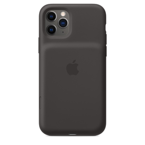 iPhone 11 Pro Smart Battery Case with Wireless Charging Black