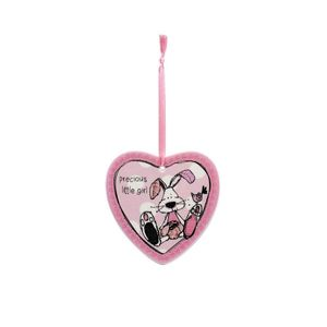 Little Miracles Pink Heart Plo