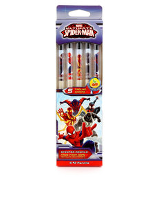 Scentco Spiderman Smencils [Set Of 5]