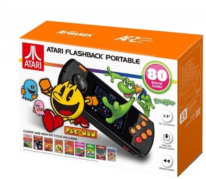 Atari Flashback Portable with 80 Built-In Games