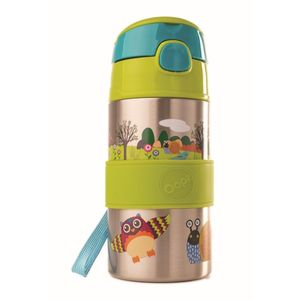 Chic Stainless Steel Bottle Forest