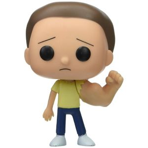 Pop Animation R&M Sentinent Arm Morty Wchase