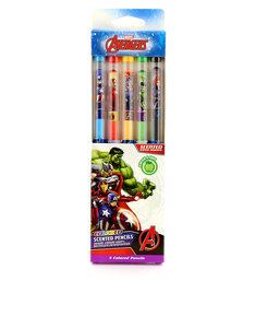 Avengers Colored Smencils Set Of 5  Ma4005