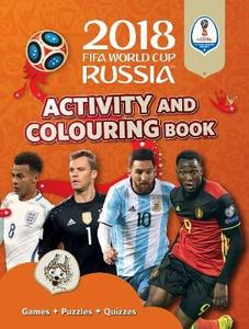 2018 FIFA World Cup Russia (TM) Activity and Colouring Book