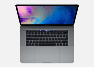 Macbook Pro 15-Inch With Touch Bar Space Grey 2
