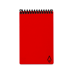 Rocketbook Everlast Mini Size 3 5 X 5 Red