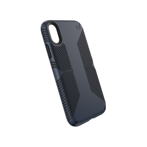 Speck Presidio Grip Case Eclipse Blue/Carbon Black for iPhone XR