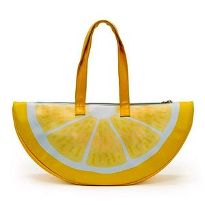 Super Chill Cooler Bag Lemon