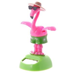 Funky Flamingo Wearing Sunglasses Solarpal