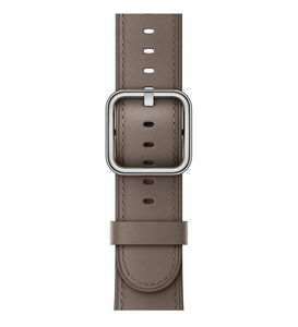 Apple Watch Taupe Classic Buckle 42mm