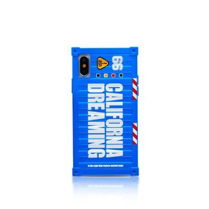 Remax Container Series Phone Case for iPhone X Blue