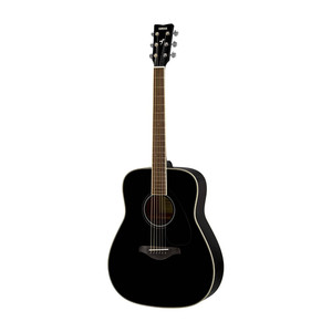 Yamaha FG820 Acoustic Guitar Black